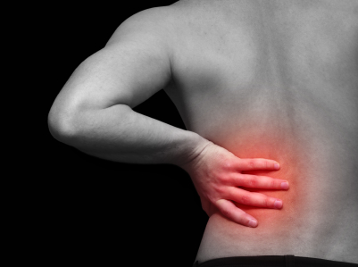 A Burlington Chiropractor with some Back Pain