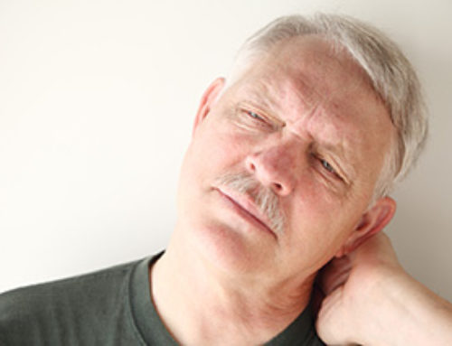 Physiotherapy in Burlington for a Stiff Neck