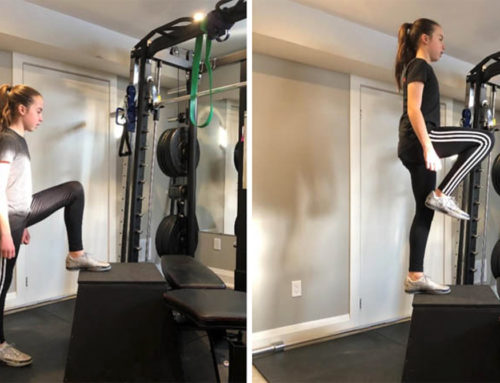 A Body-Weighted Leg Workout to Do at Home